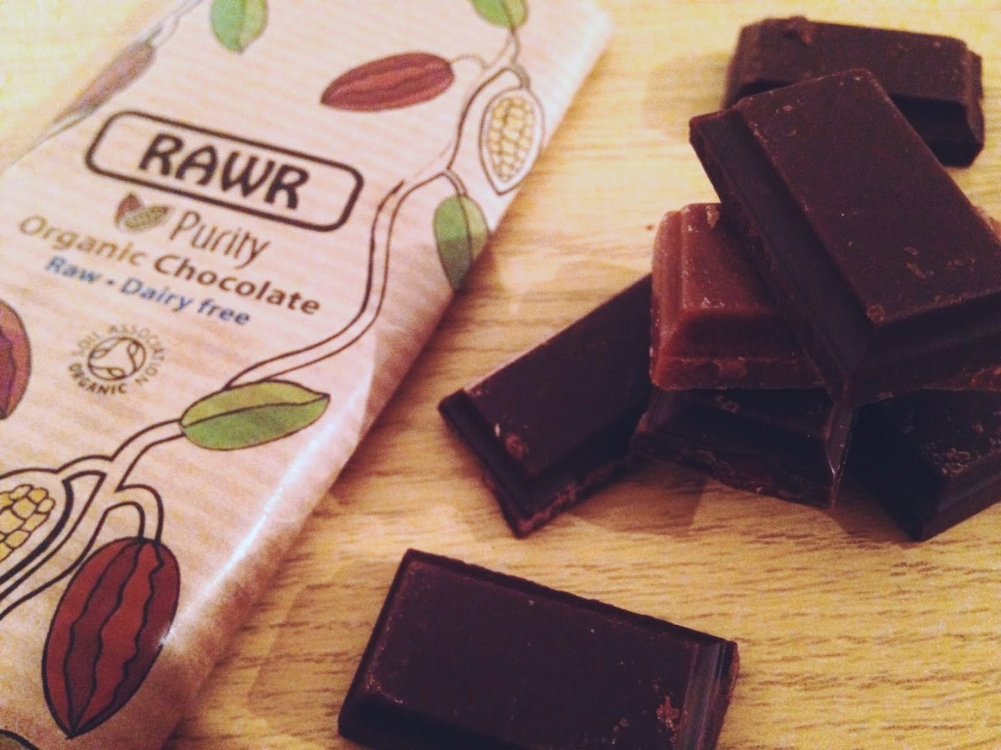 Review of Rawr Chocolate | Curiously Conscious
