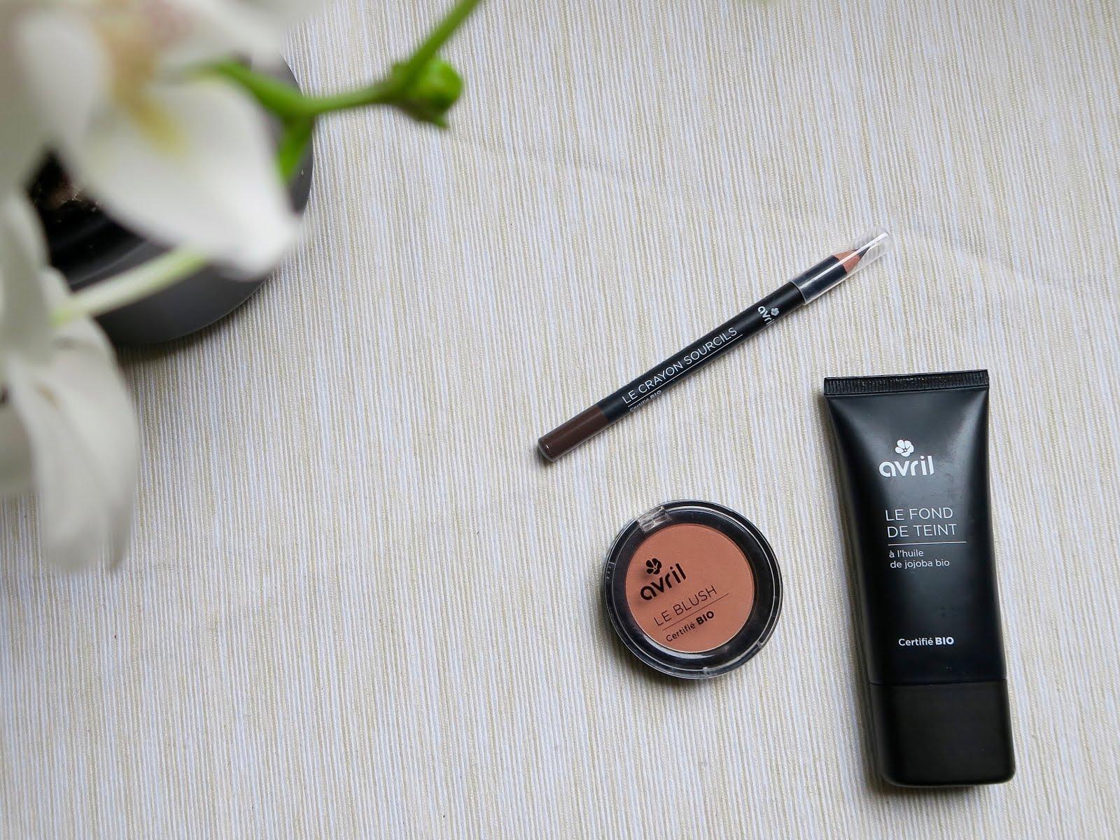 Avril Organic Makeup Review