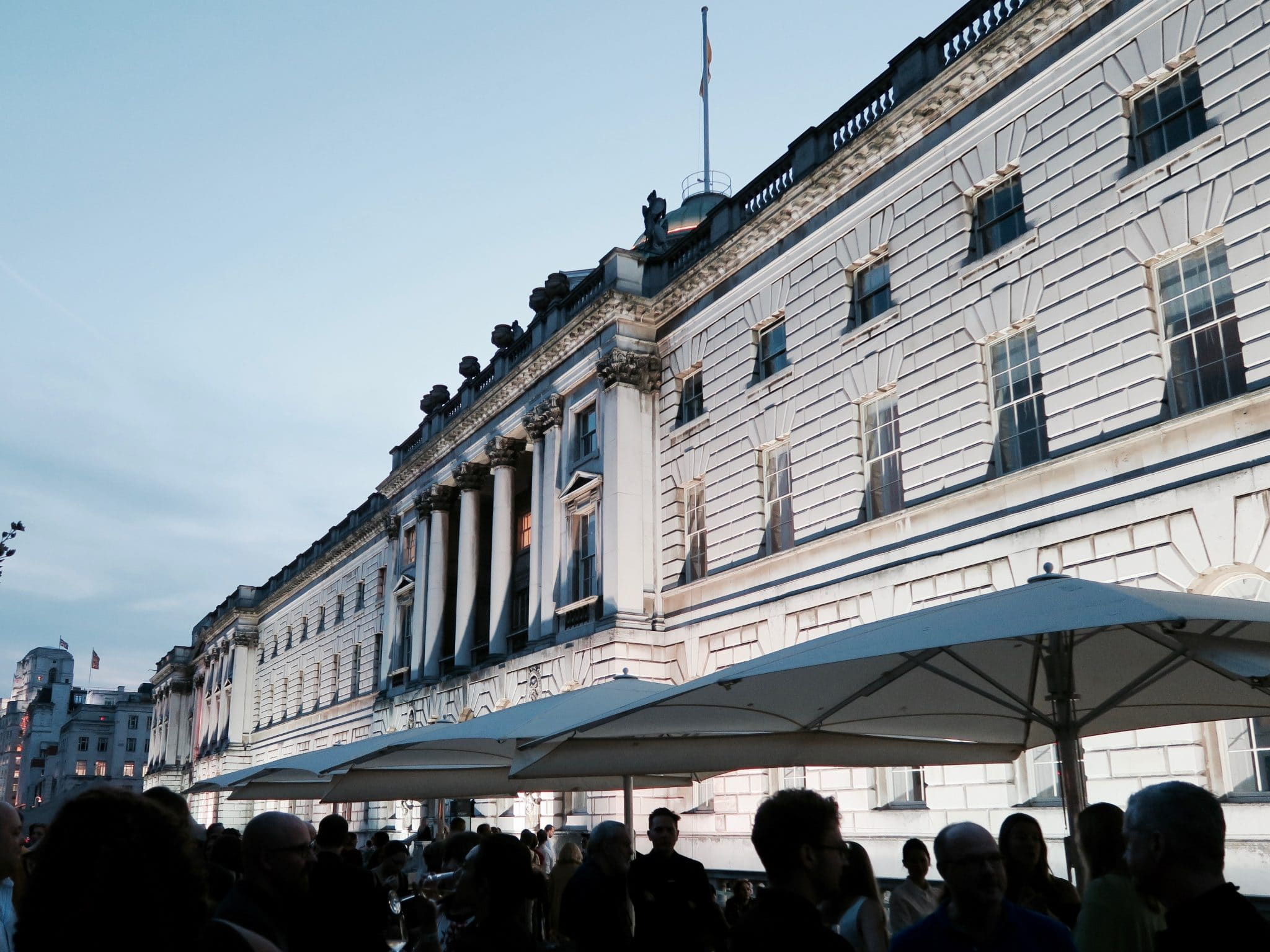 Somerset House Riverside Terrace
