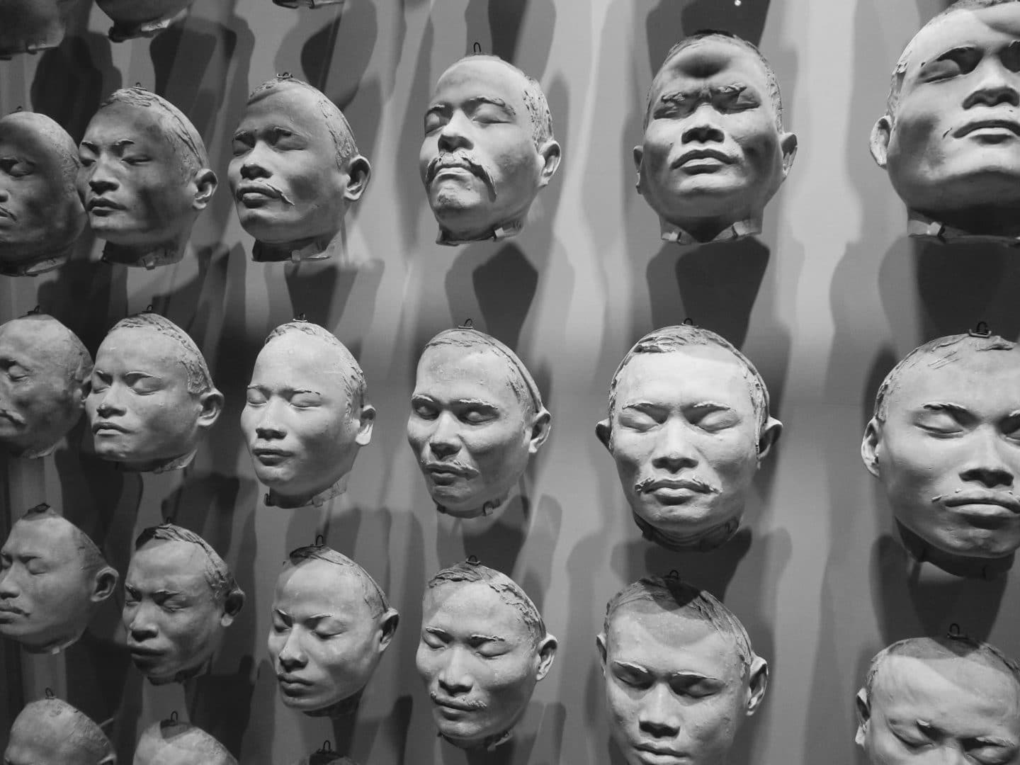 Heads at Rijksmuseum