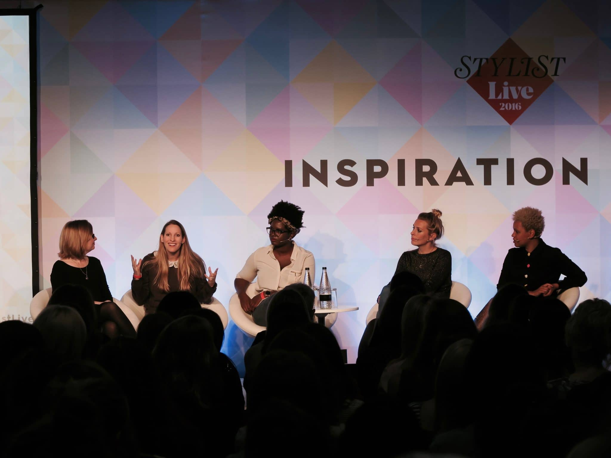 Ask A Feminist talk at Stylist Live
