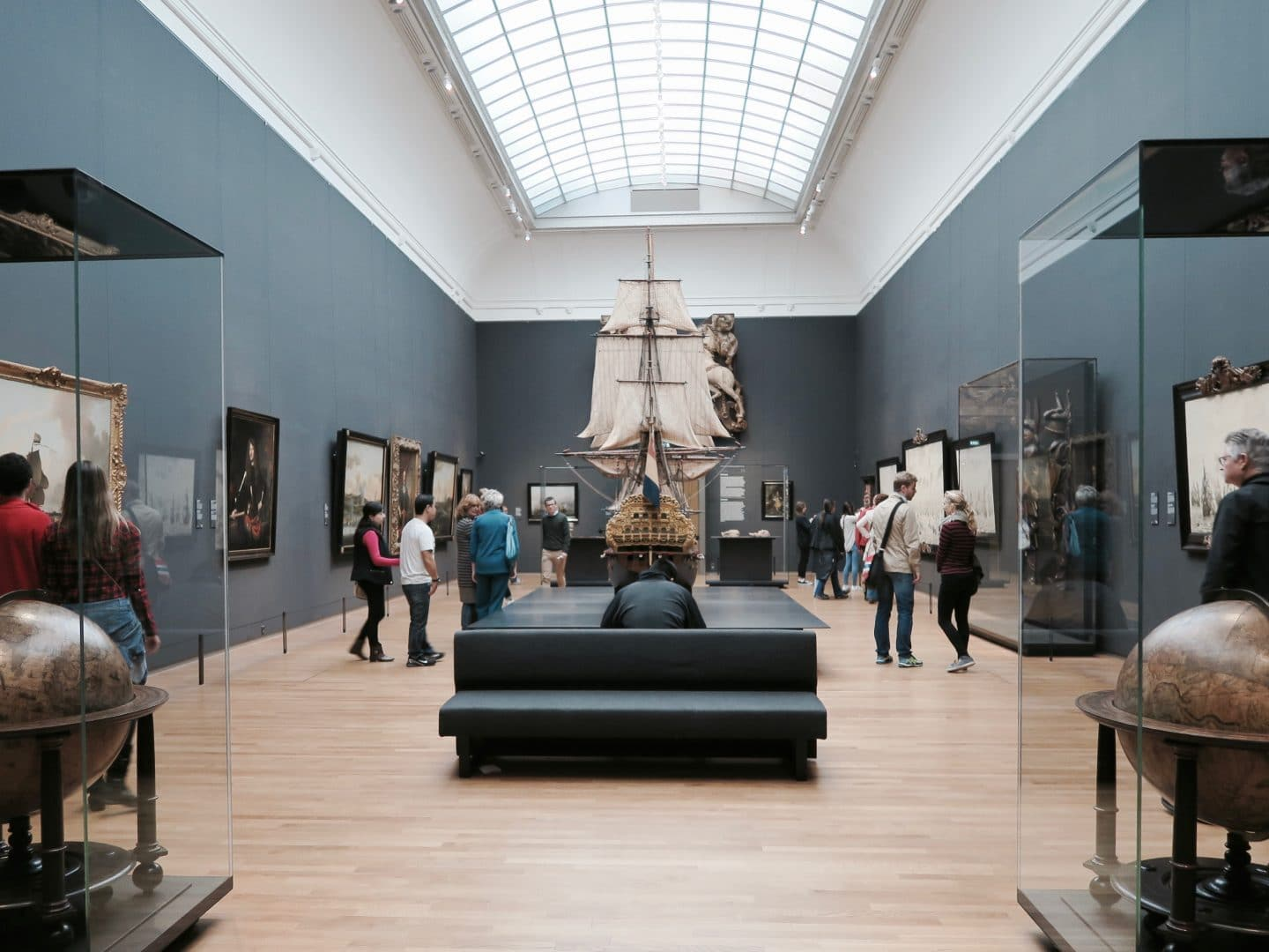 Naval Art at Rijksmuseum