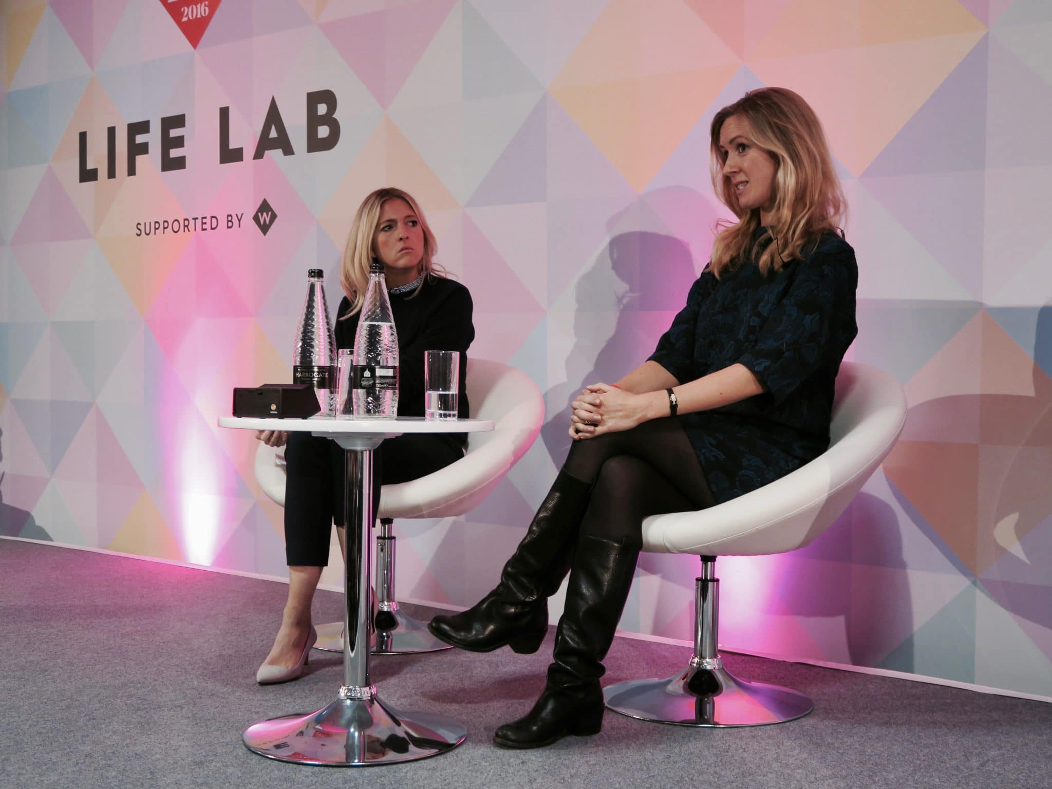 Helen Russell at Stylist Live