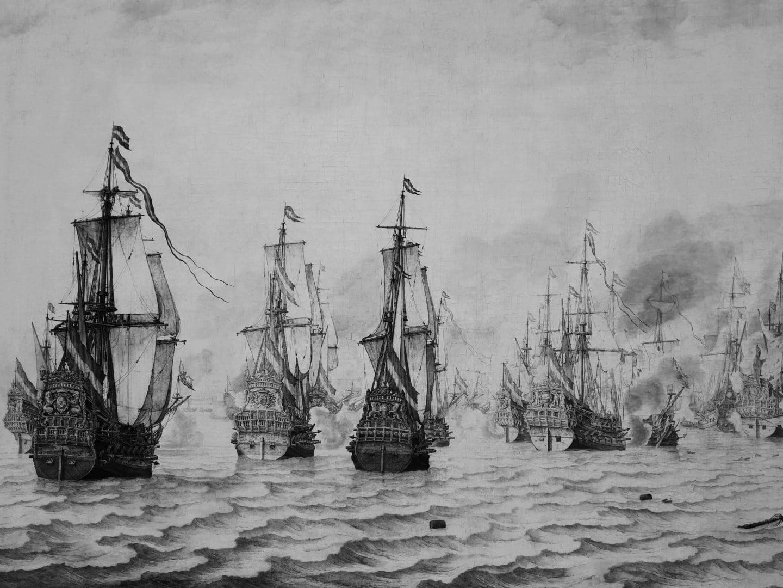 Naval Art Ships