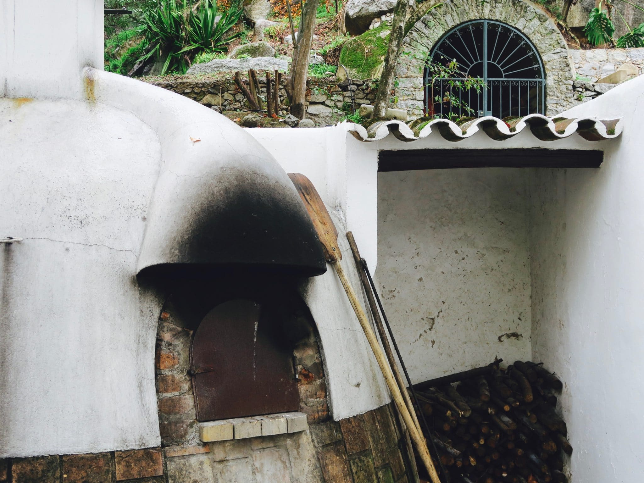 Community oven in Monchique