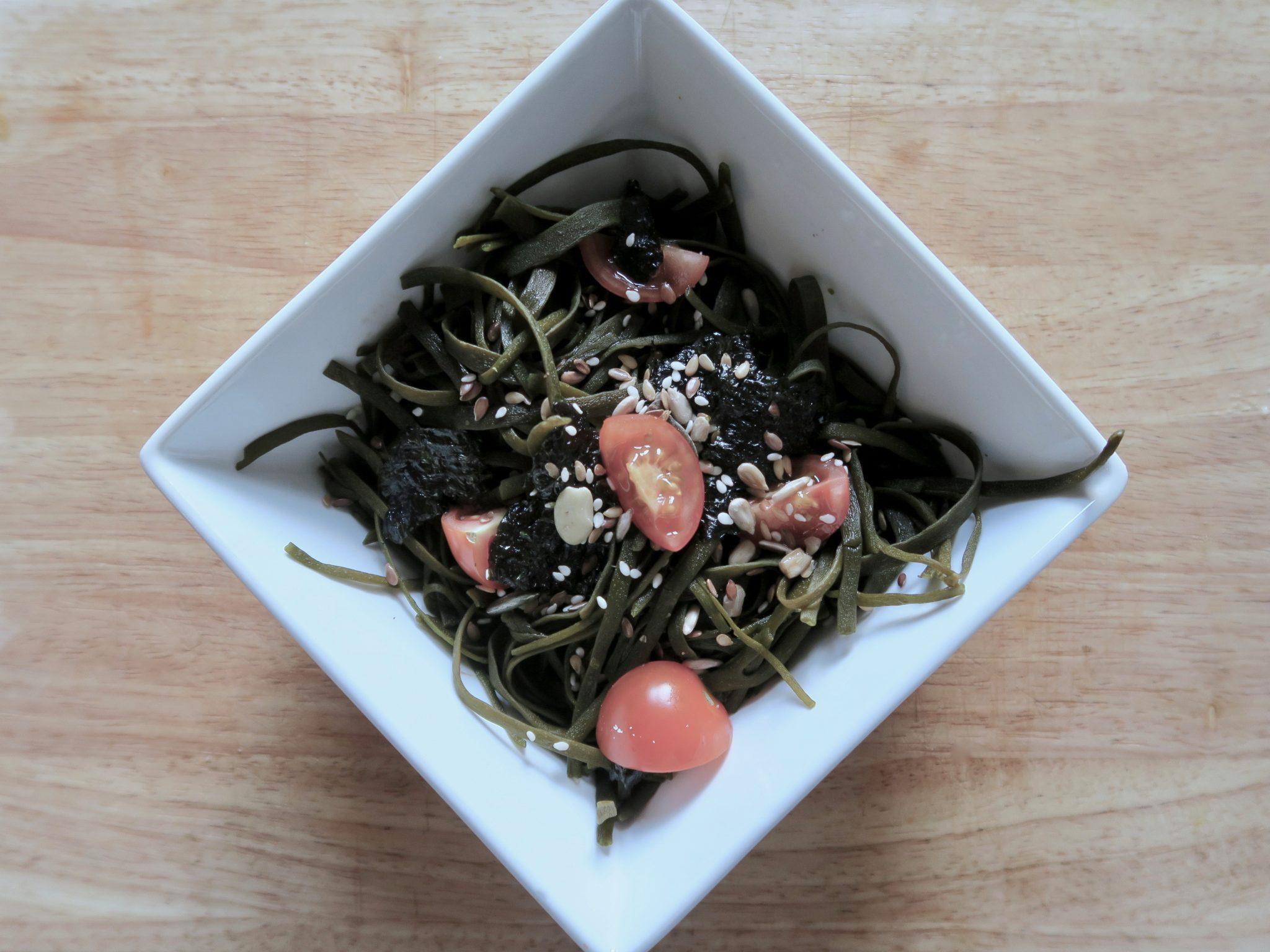 Nori noodles