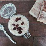 Cranberry Porridge Recipe