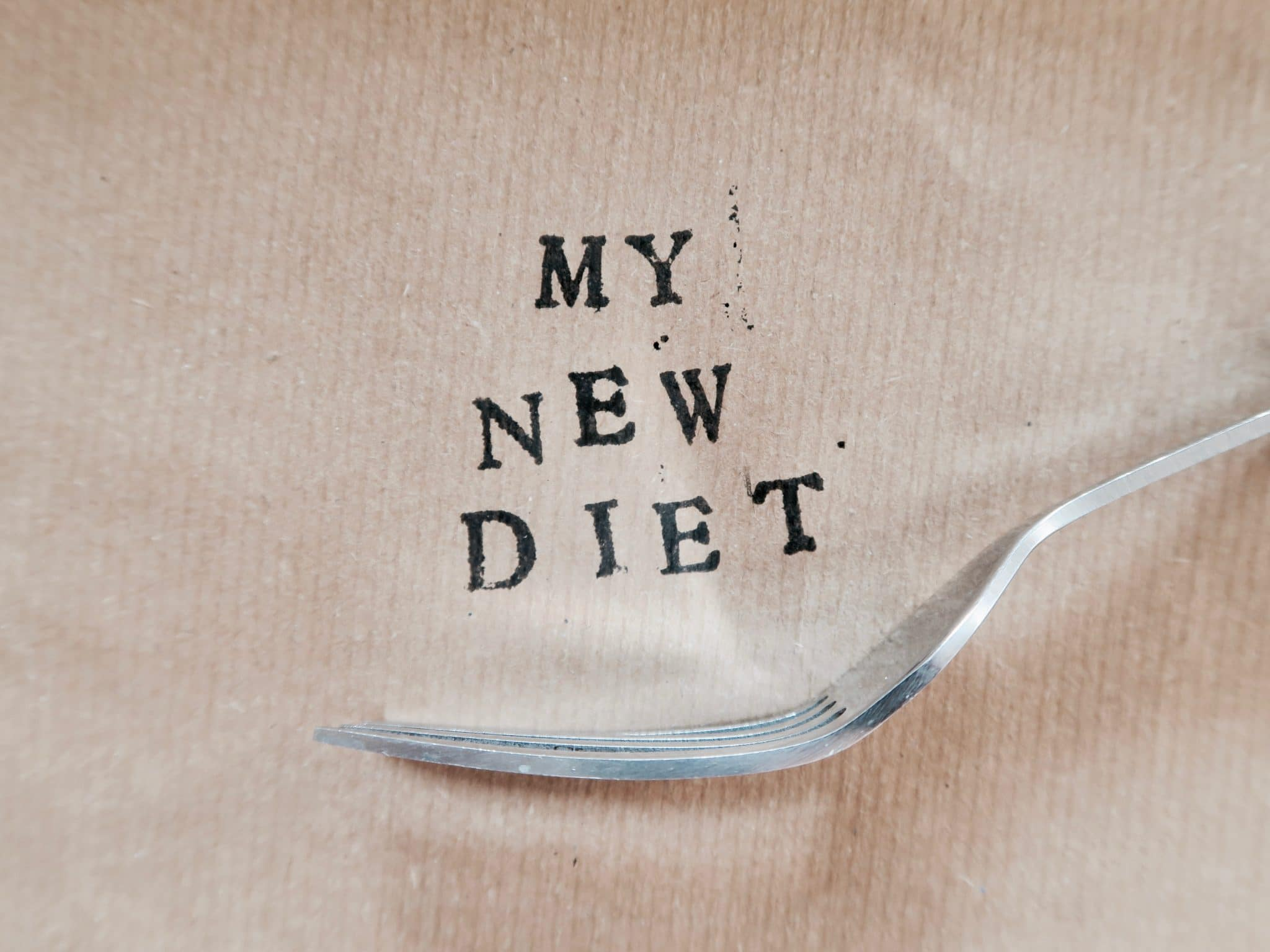 My New Diet