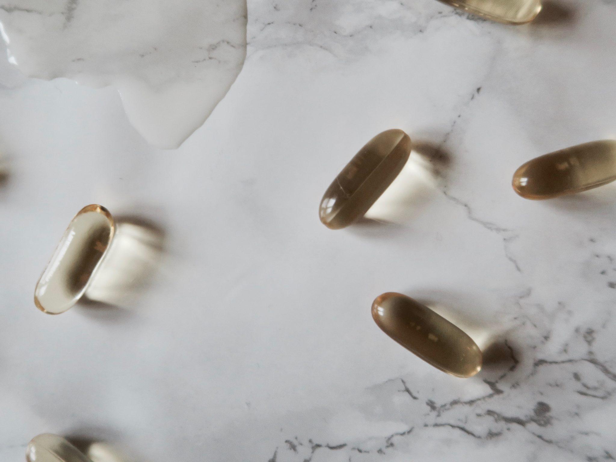 Omega supplements