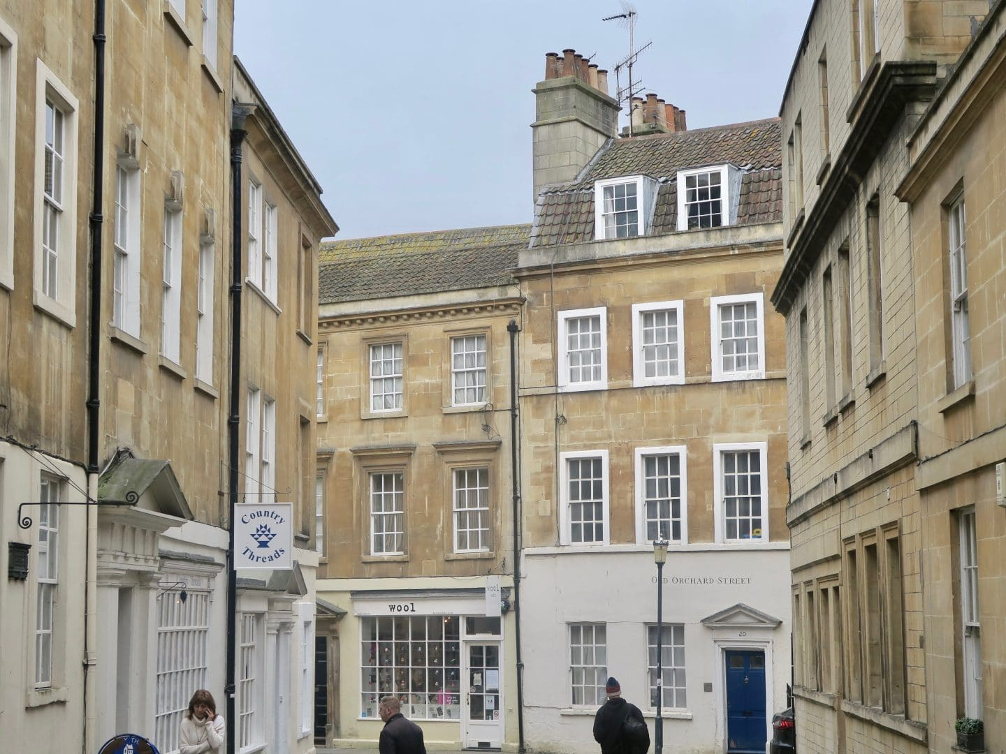 Wellness activities in Bath