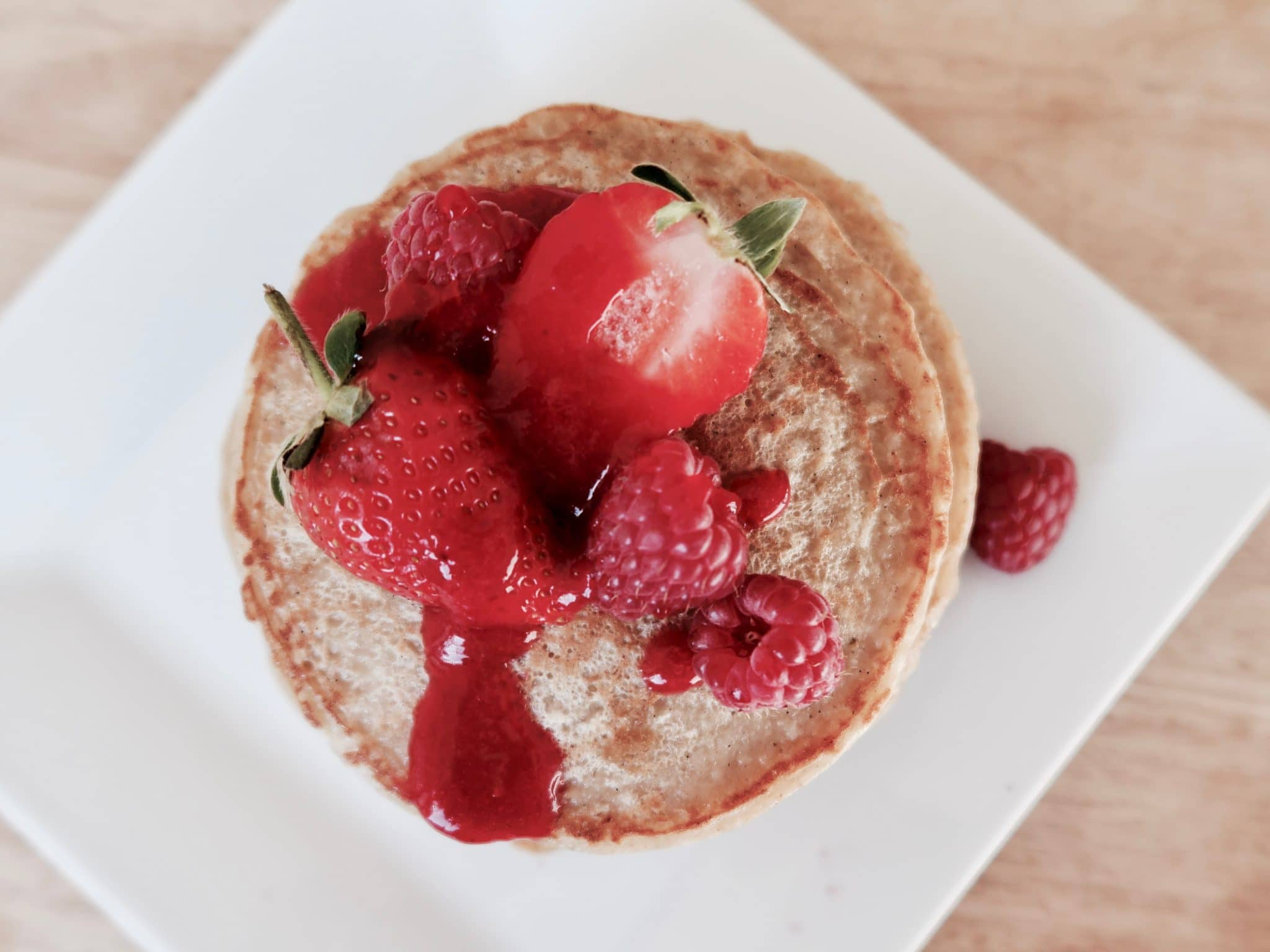 Be Berry Bright Blinis
