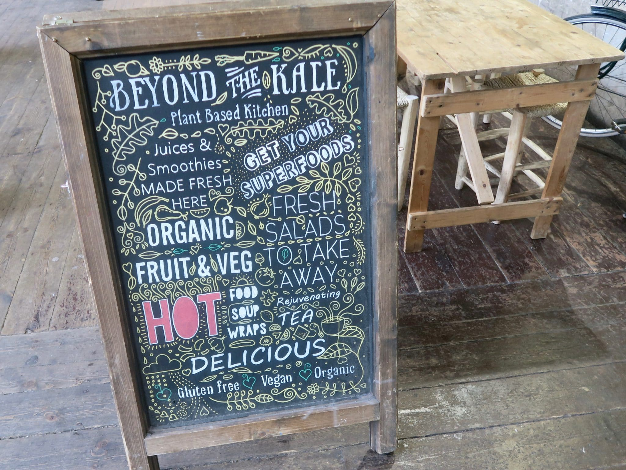 Beyond The Kale Bath review
