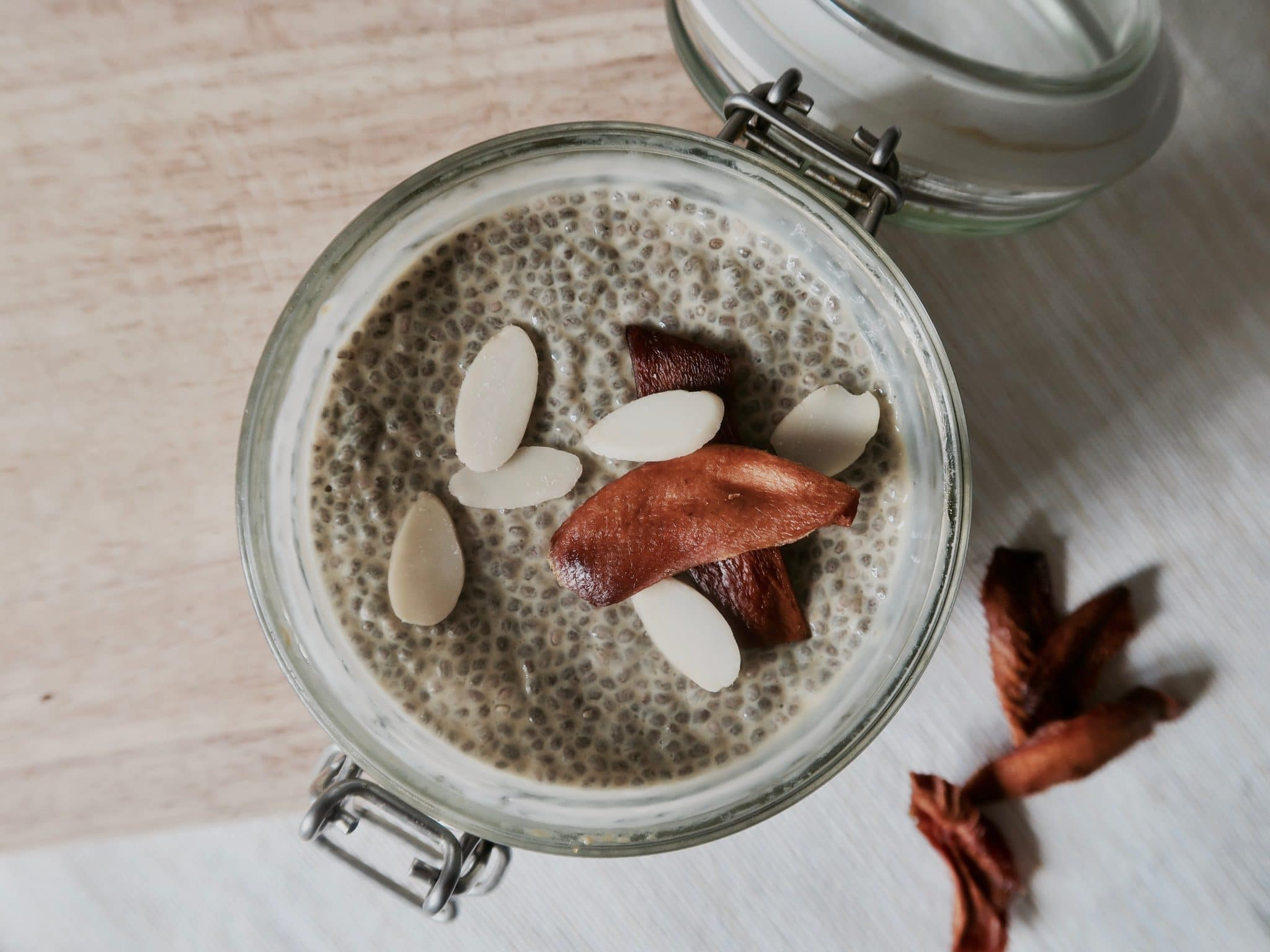 Mango Chia Seed Pudding Recipe