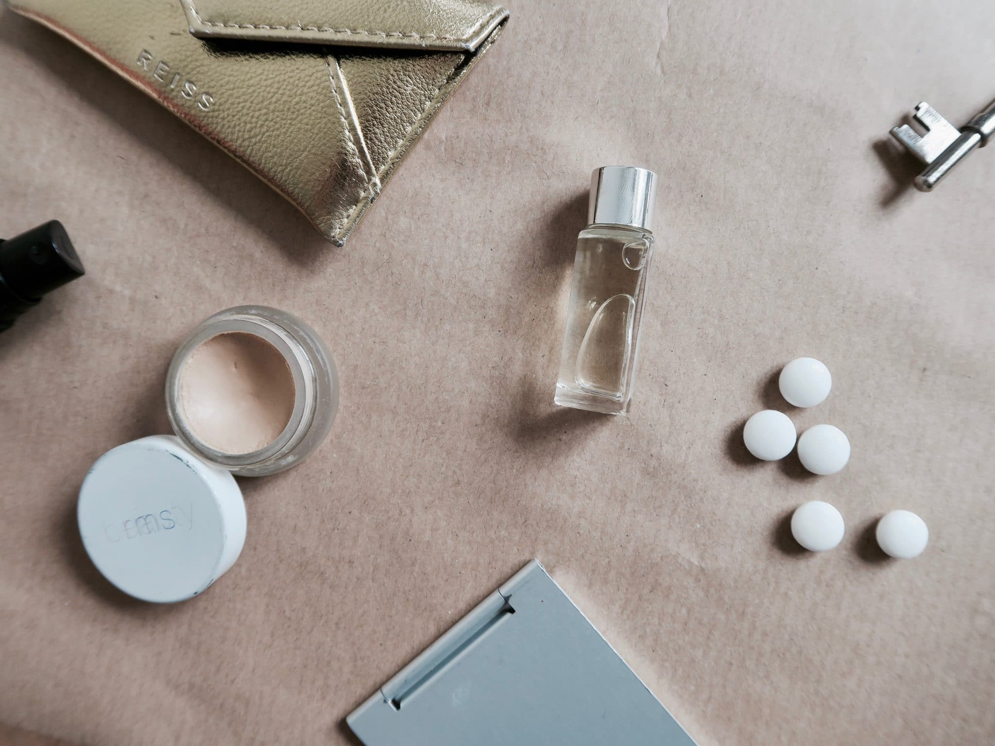 What's in My Bag - Besma - Curiously Conscious