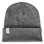 Edit London Grey Stripe Beanie