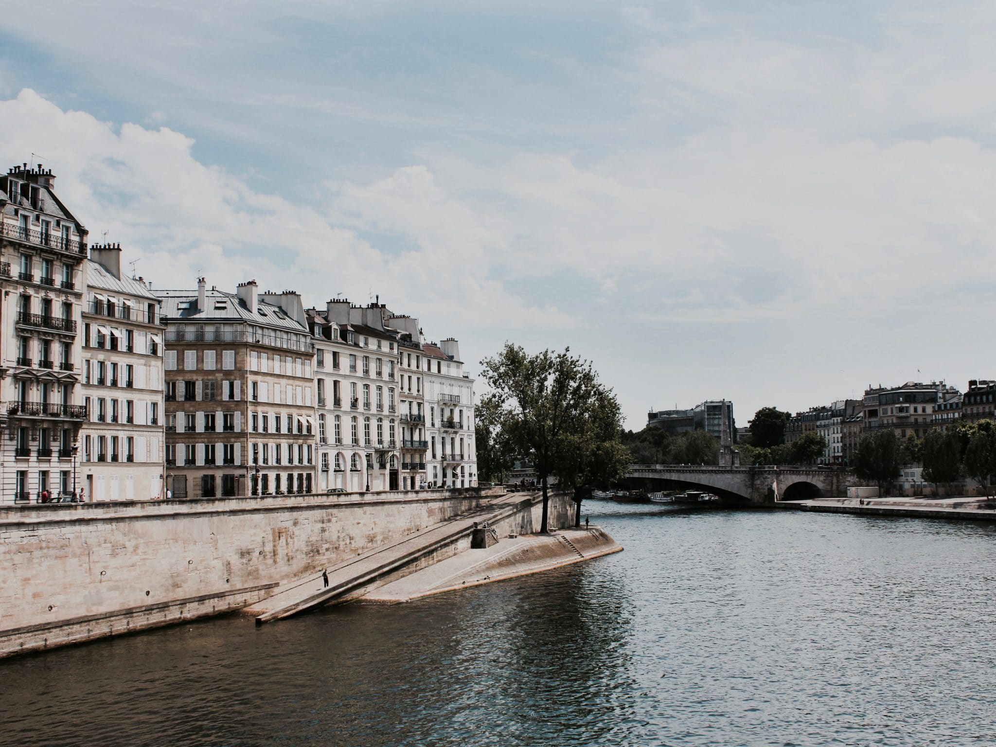 Ile Saint Louis Paris