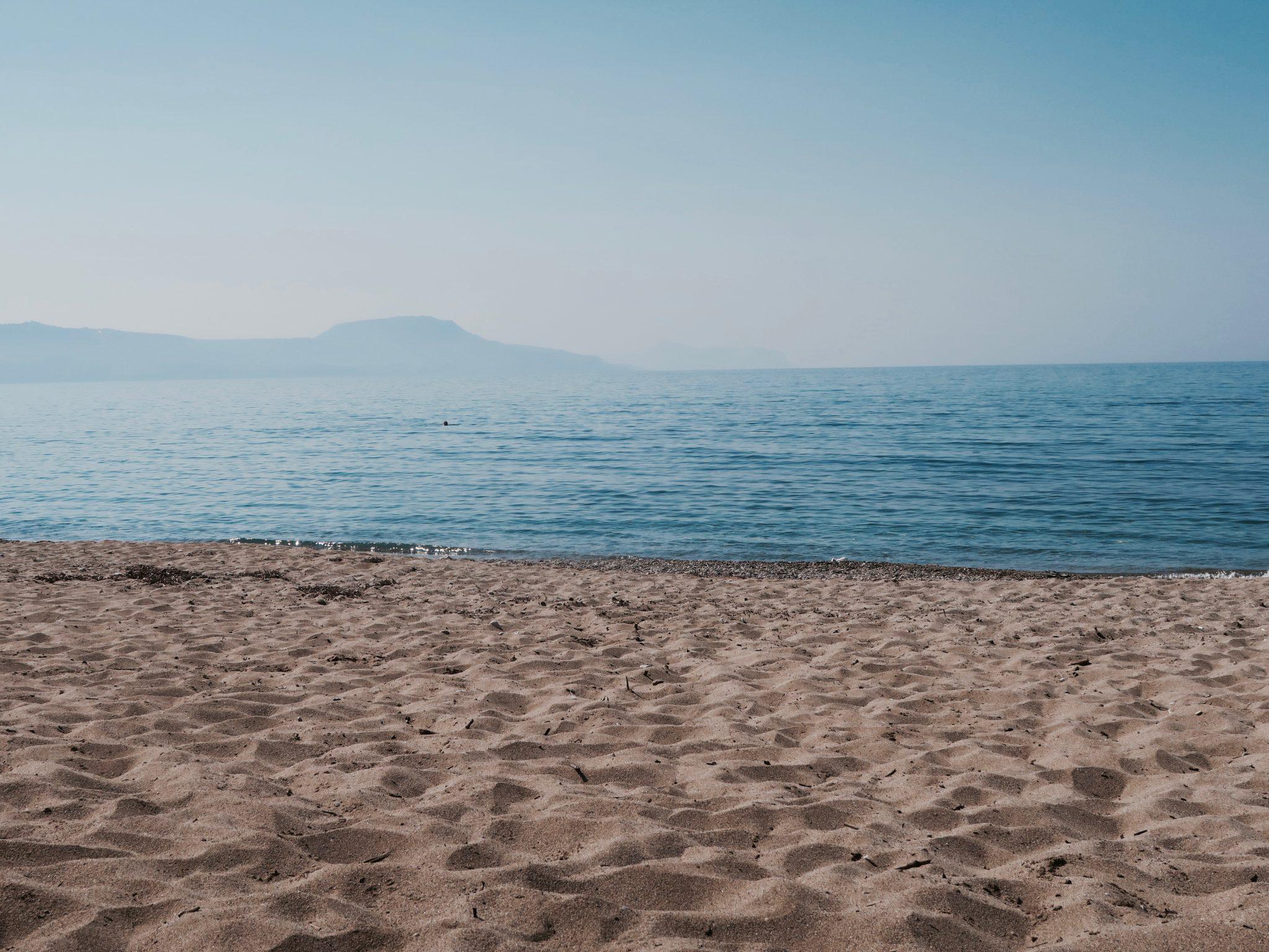 La Playa Beach, Crete