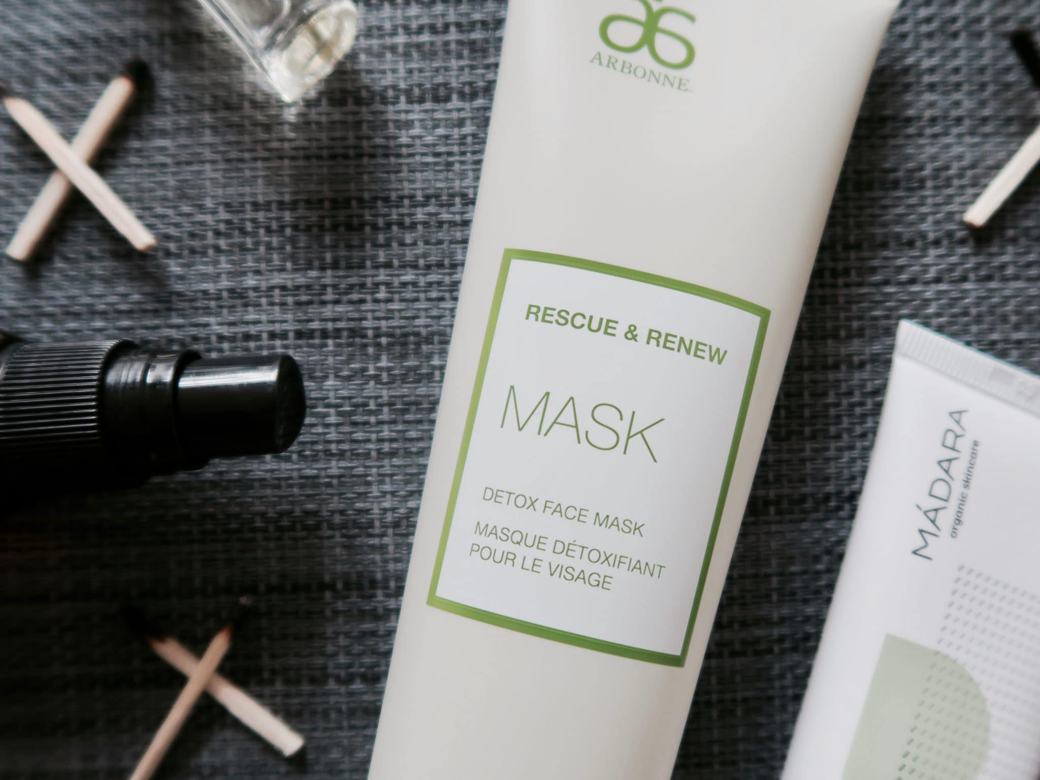 Arbonne Rescue and Renew Mask Review