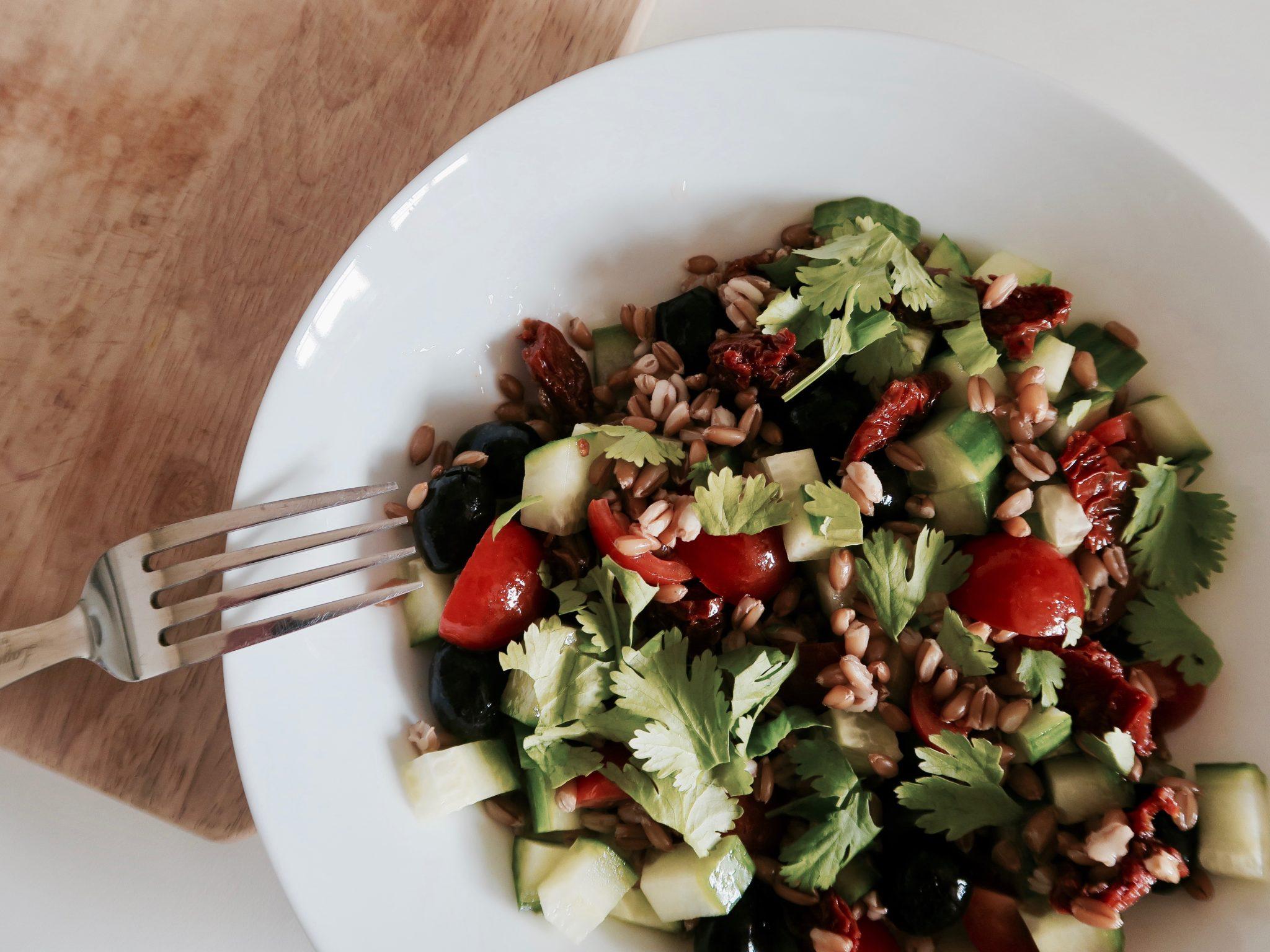 Spelt Summer Salad - Recipe