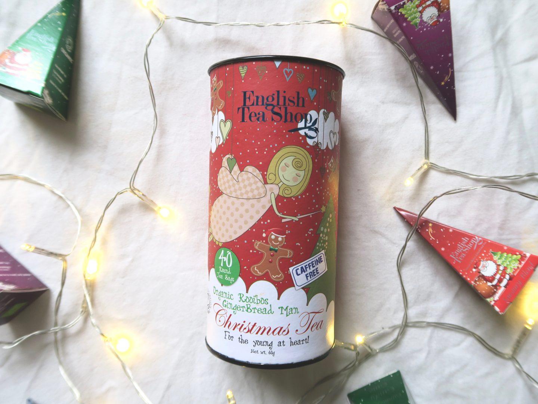 Christmas Tea from The English Tea Shop | Curiously Conscious