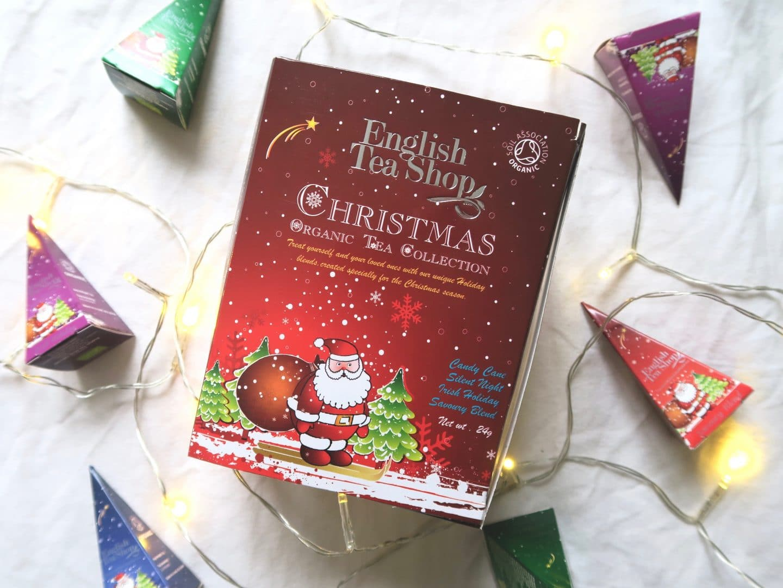 English Tea Shop Christmas Collection | Curiously Conscious