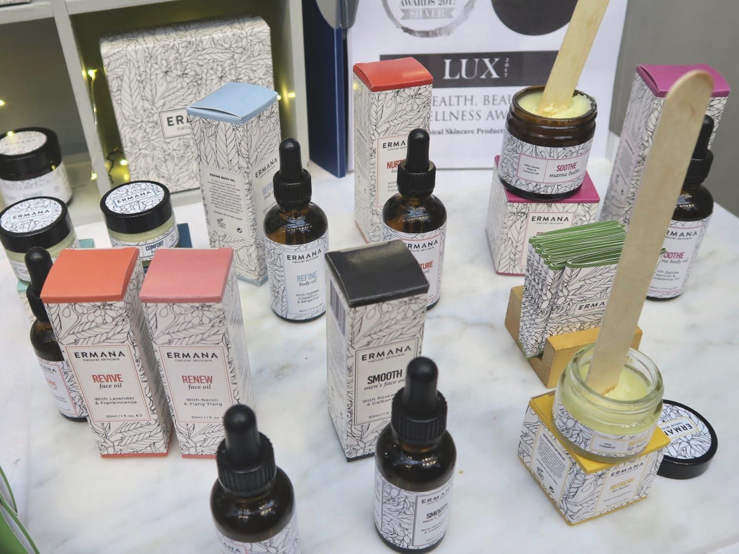 Ermana at Stylist Live   Curiously Conscious