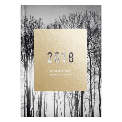 Kikk K Wellbeing Diary 2018