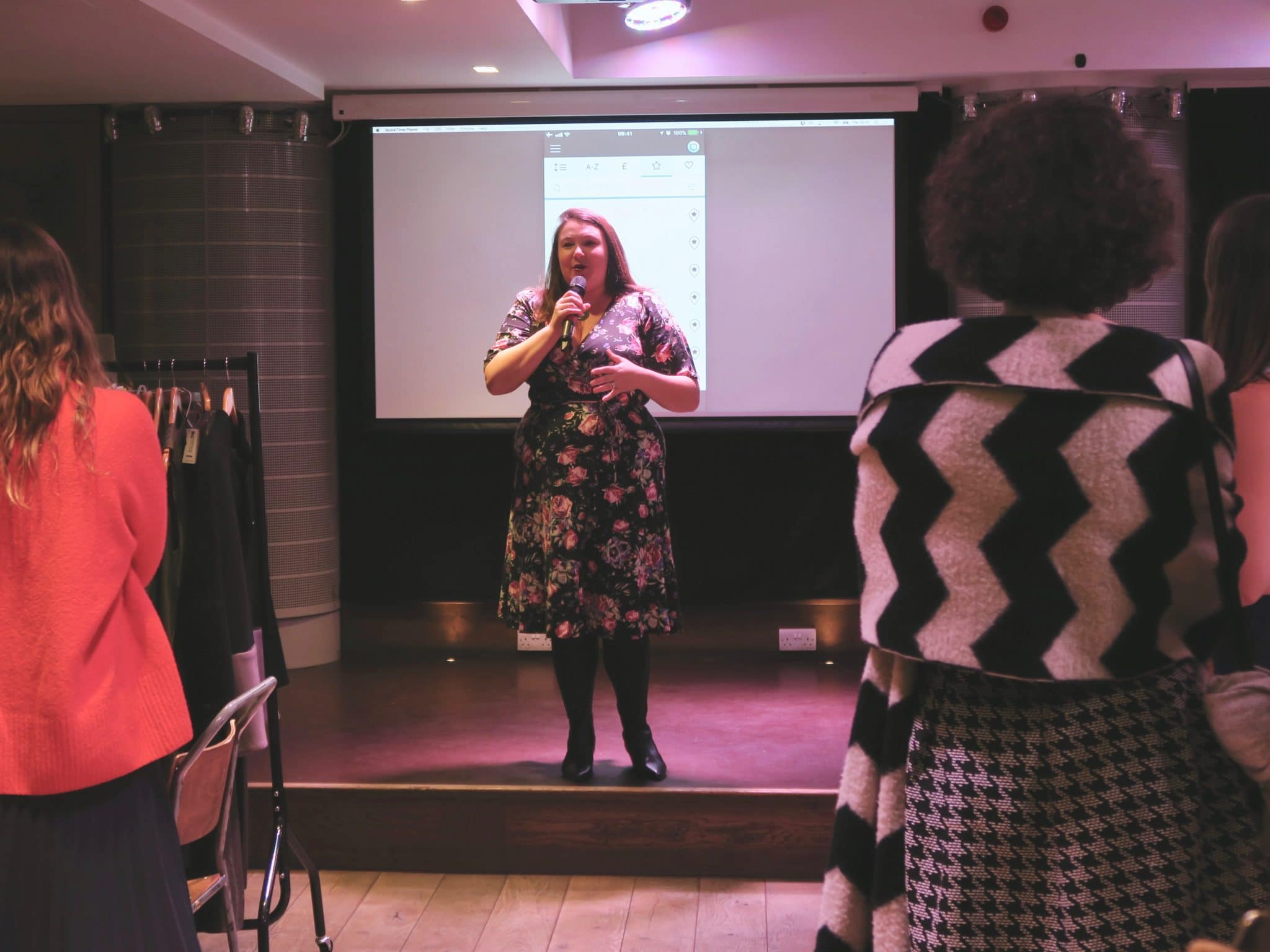 Not My Style Ethical Fashion App Event | Curiously Conscious