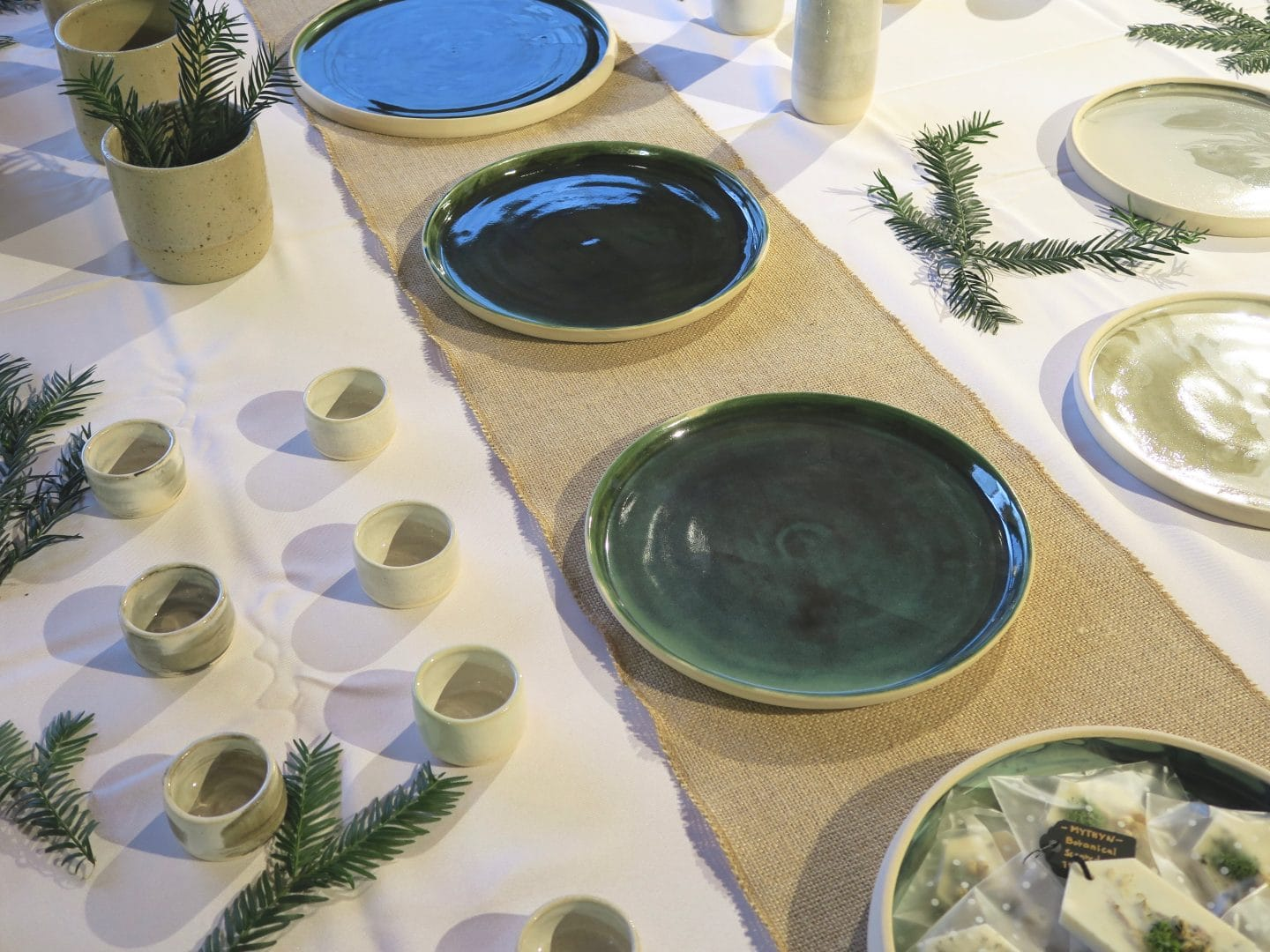 Secrets of Green - Tableware | Curiously Conscious