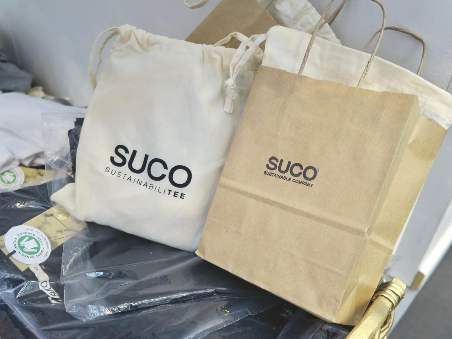 Suco Sustainabilitee at Stylist Live   Curiously Conscious