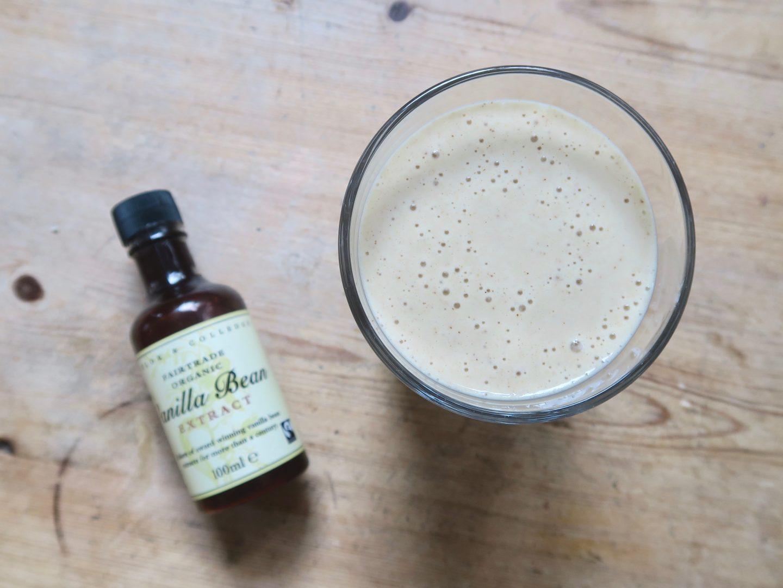 Vanilla Bean Smoothie Recipe   Curiously Conscious