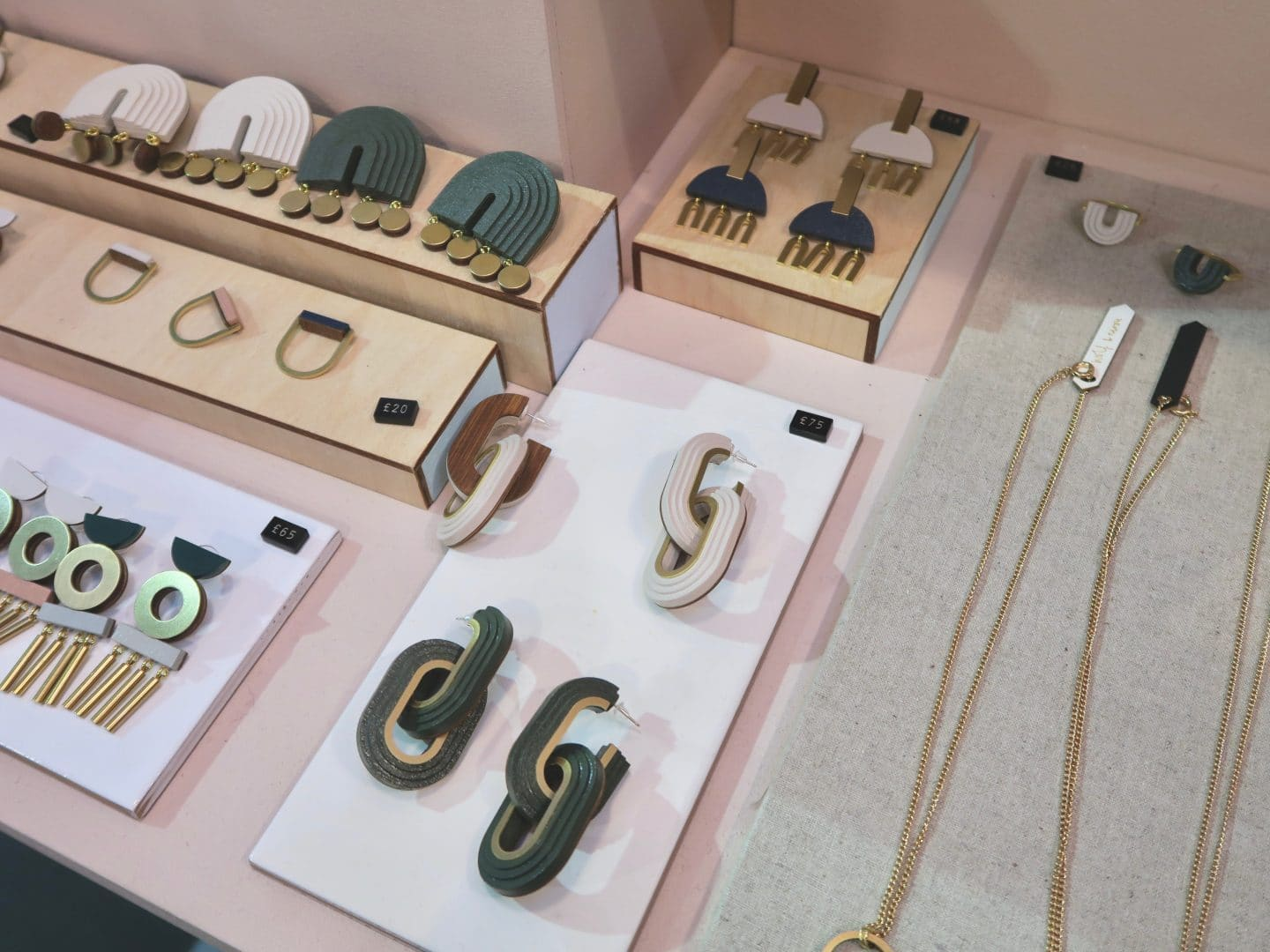 Wolf and Moon Jewellery   Curiously Conscious