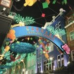 Carnaby Street's Christmas Lights | Curiously Conscious