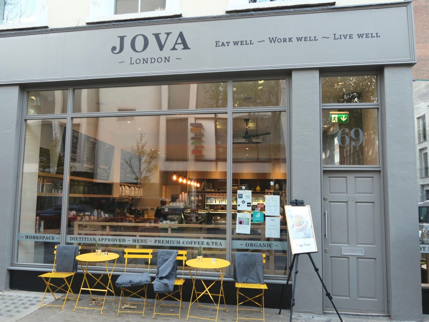 Jova London Joffice Review | Curiously Conscious