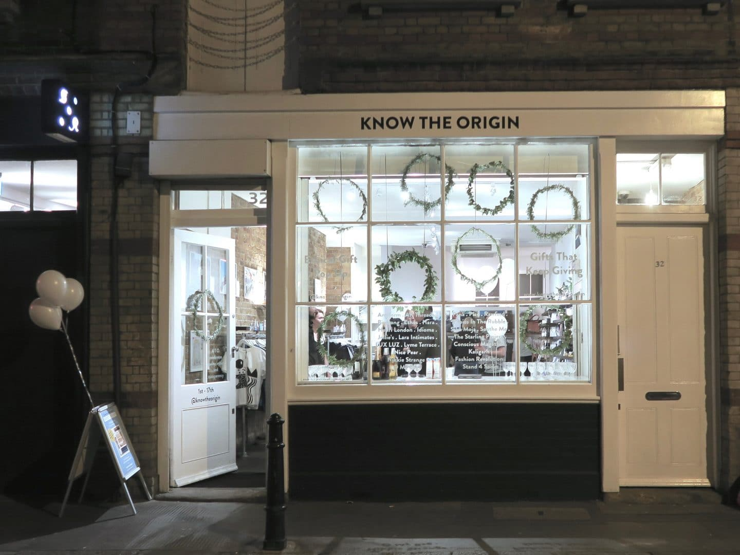 Know The Origin Pop-up | Curiously Conscious