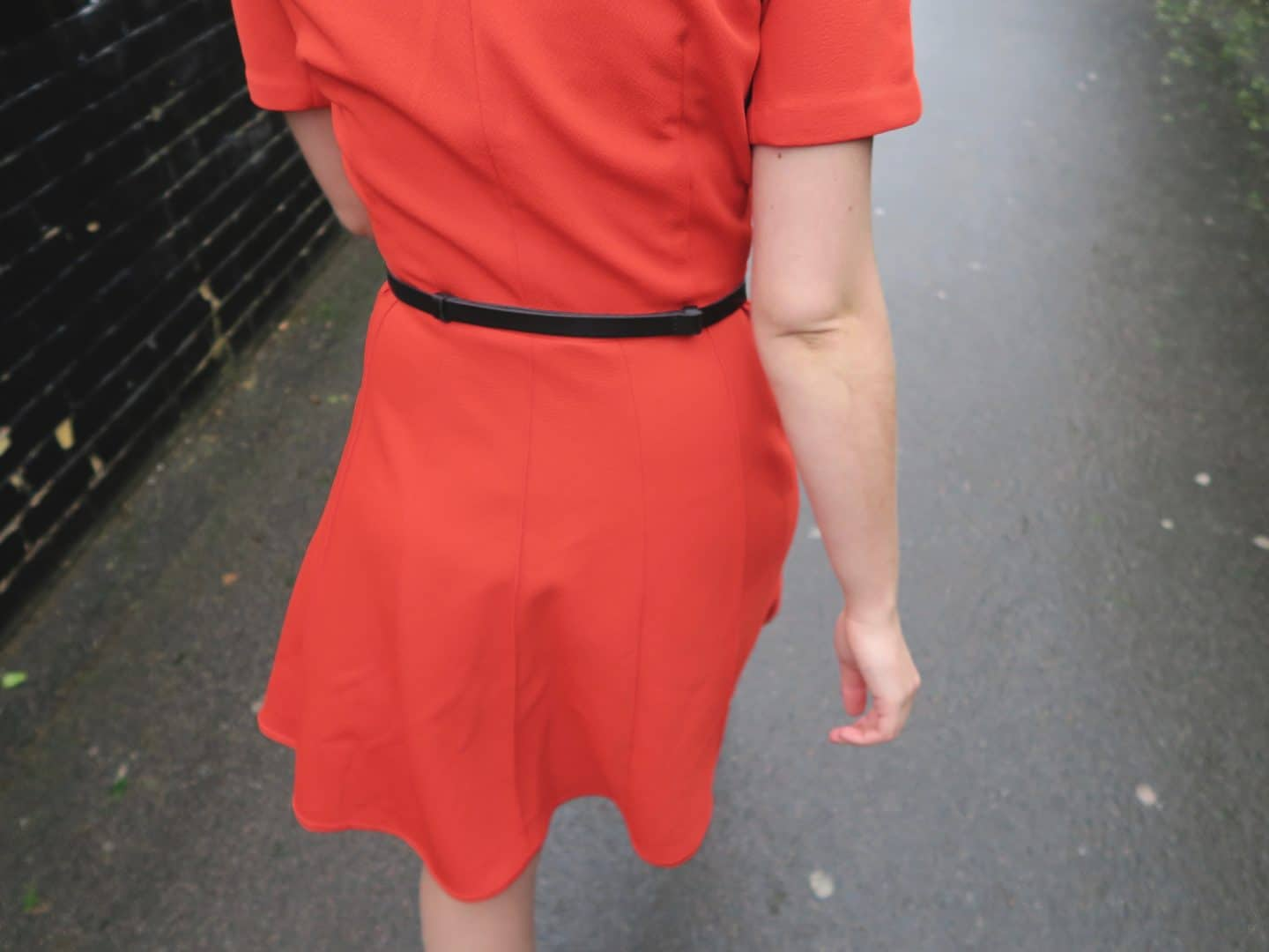 Styling A Red Dress | Curiously Conscious
