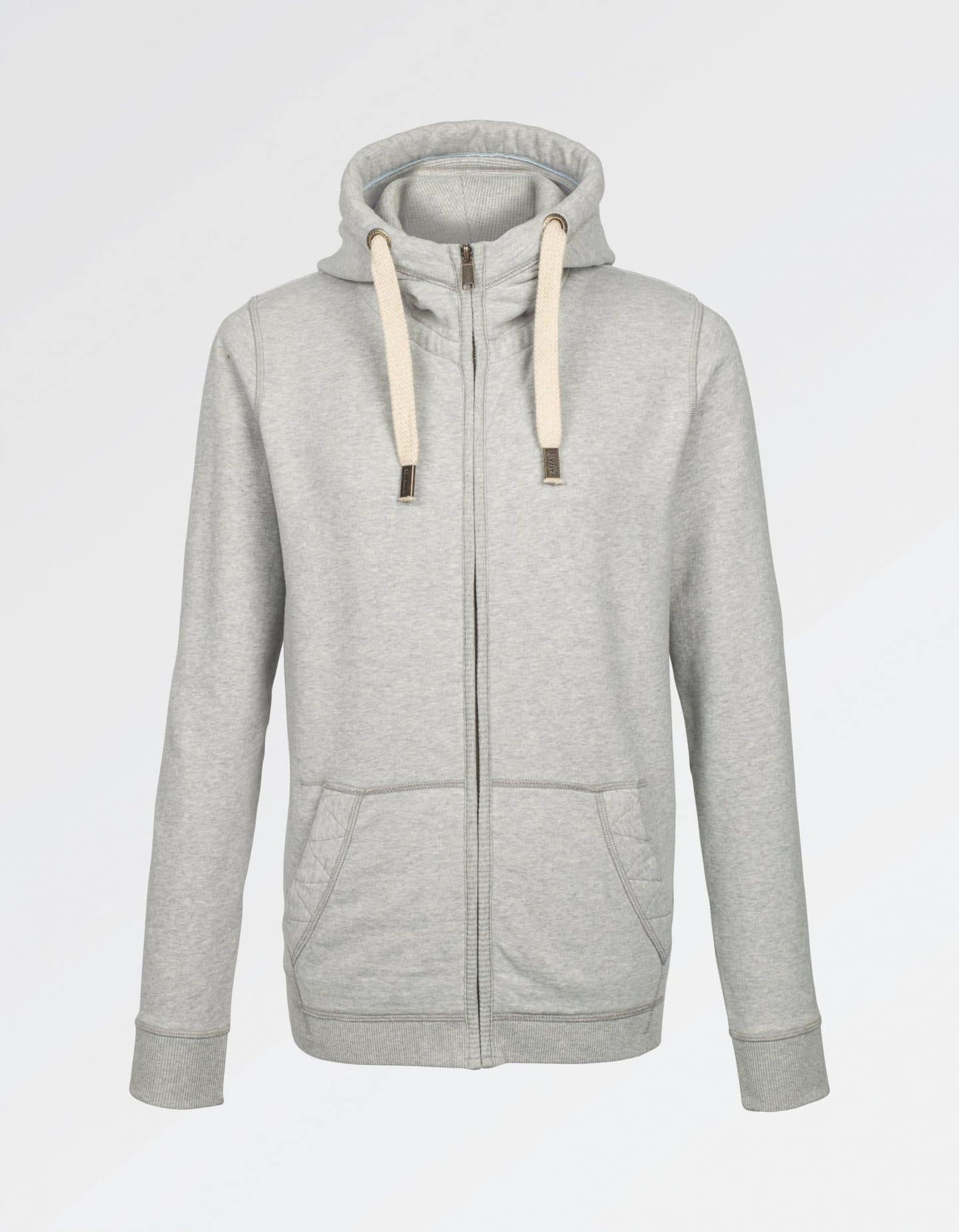 Fat Face Organic Grey Hoody