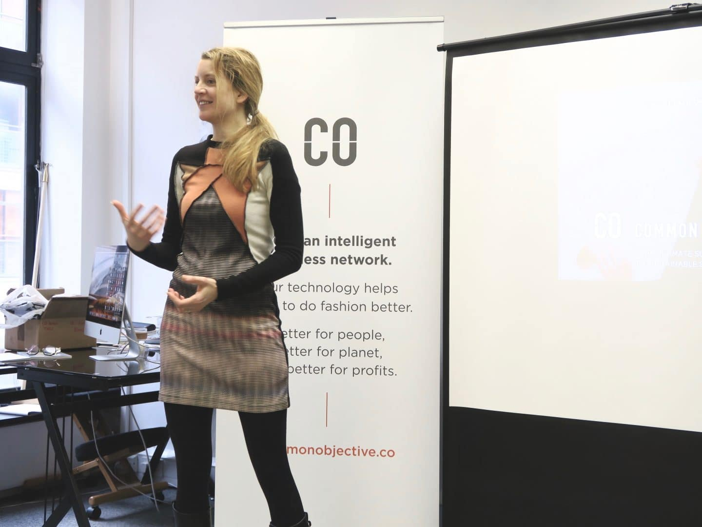 Tamsin Lejenue, Founder of Ethical Fashion Forum| Curiously Conscious