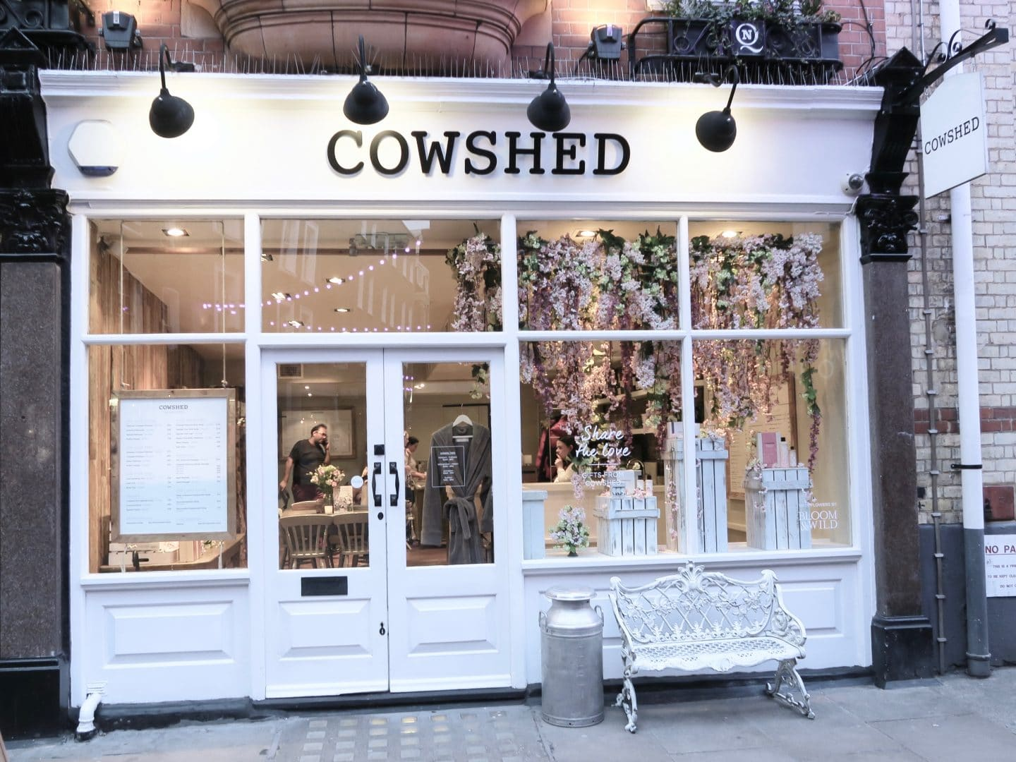 Cowshed Carnaby Street Review | Curiously Conscious