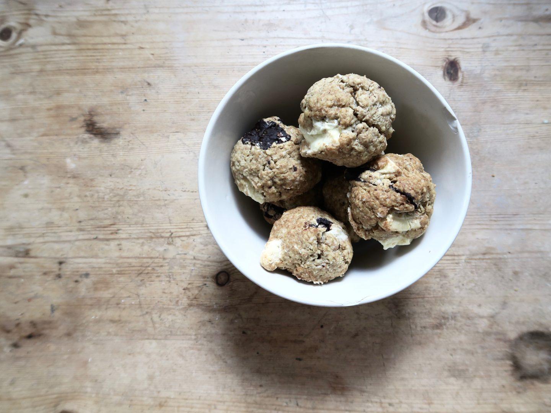 Spelt Cookie Balls Recipe | Curiously Conscious