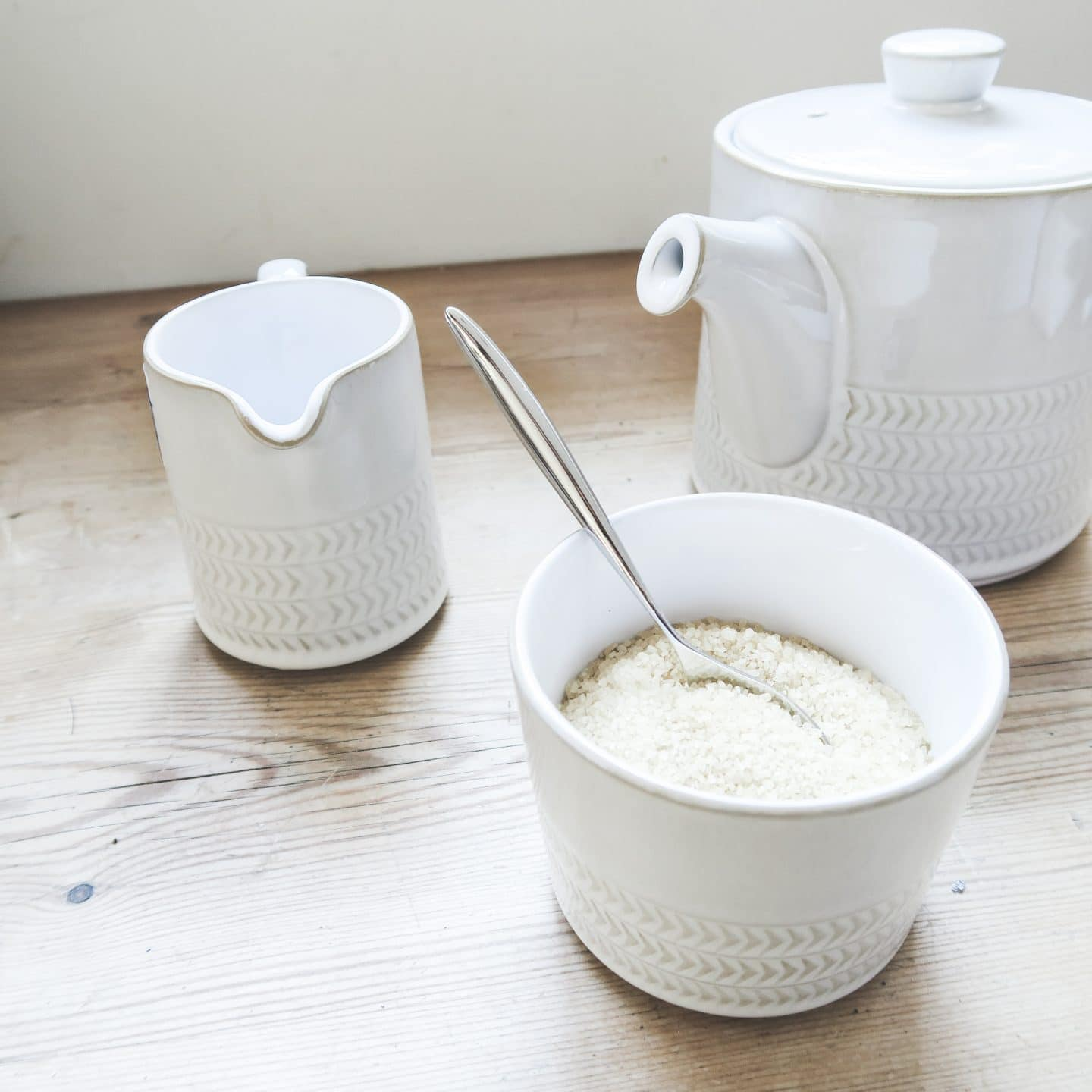 Denby Tea Set | Curiously Conscious