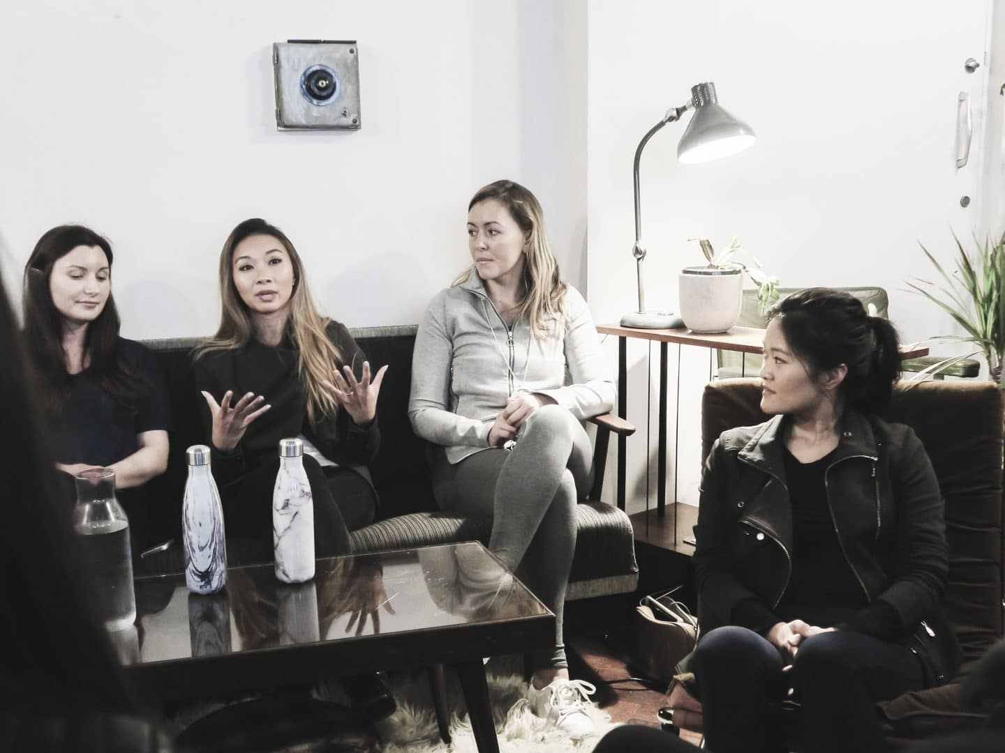 Ethical Activewear Panel | Curiously Conscious