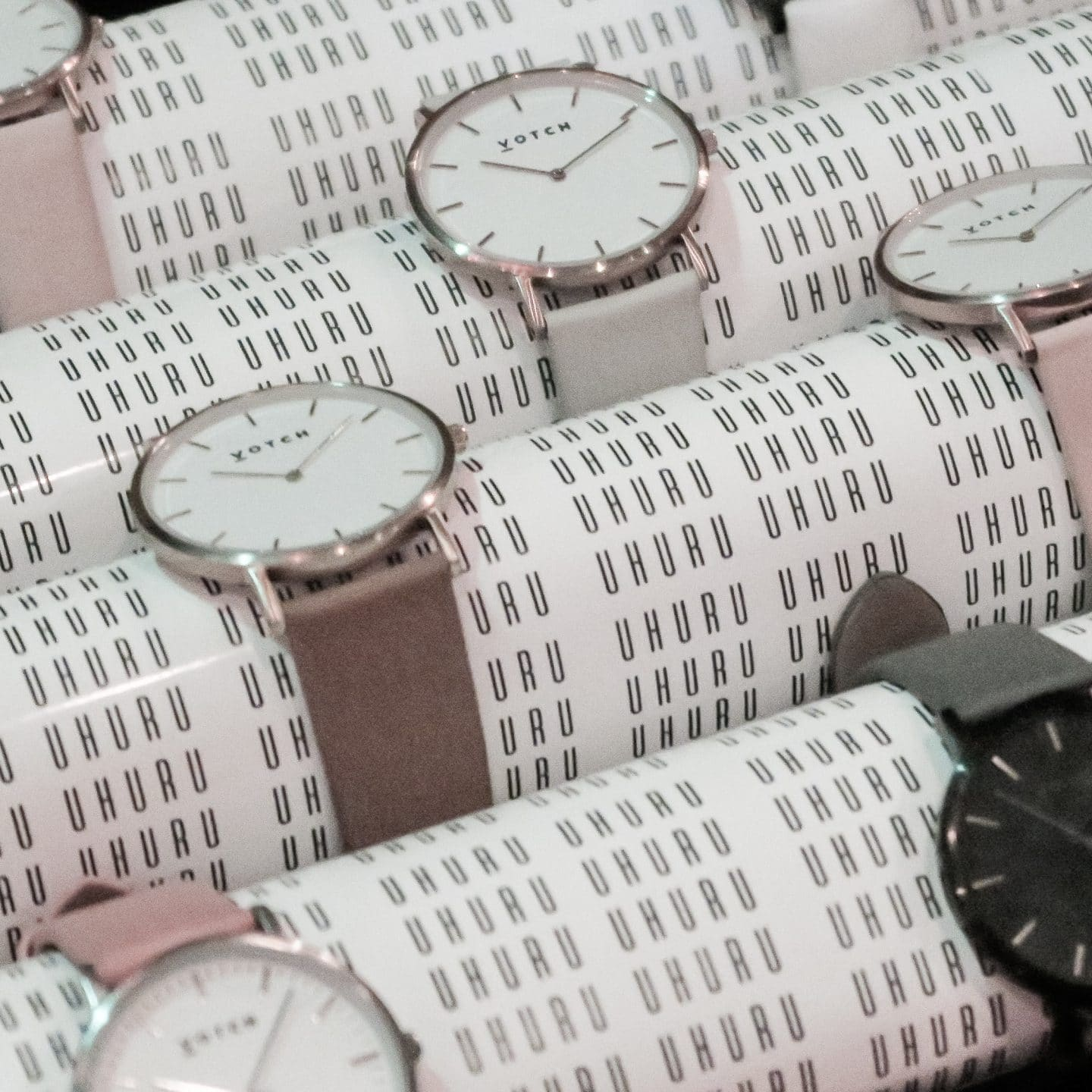 Votch Watches at Uhuru Launch Party | Curiously Conscious
