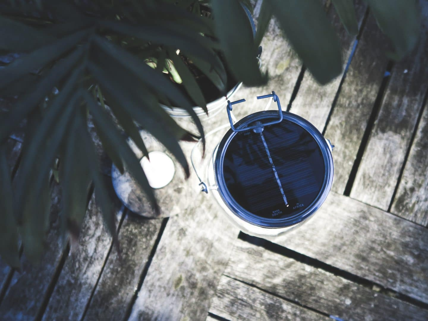 Sonnenglas: Ethically Made Solar Lamp | Curiously Conscious