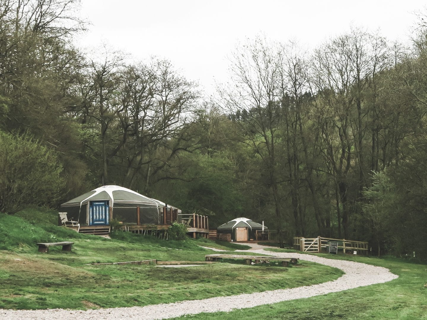 Hidden Valley Yurts Review | Curiously Conscious