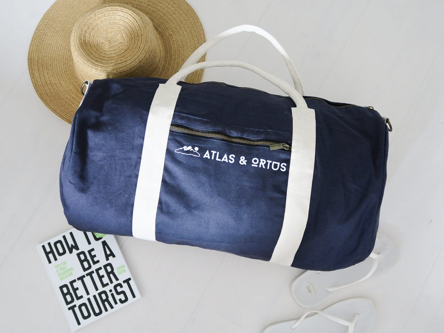 What's In My Bag: My Last-Minute Getaway Edition | Curiously Conscious
