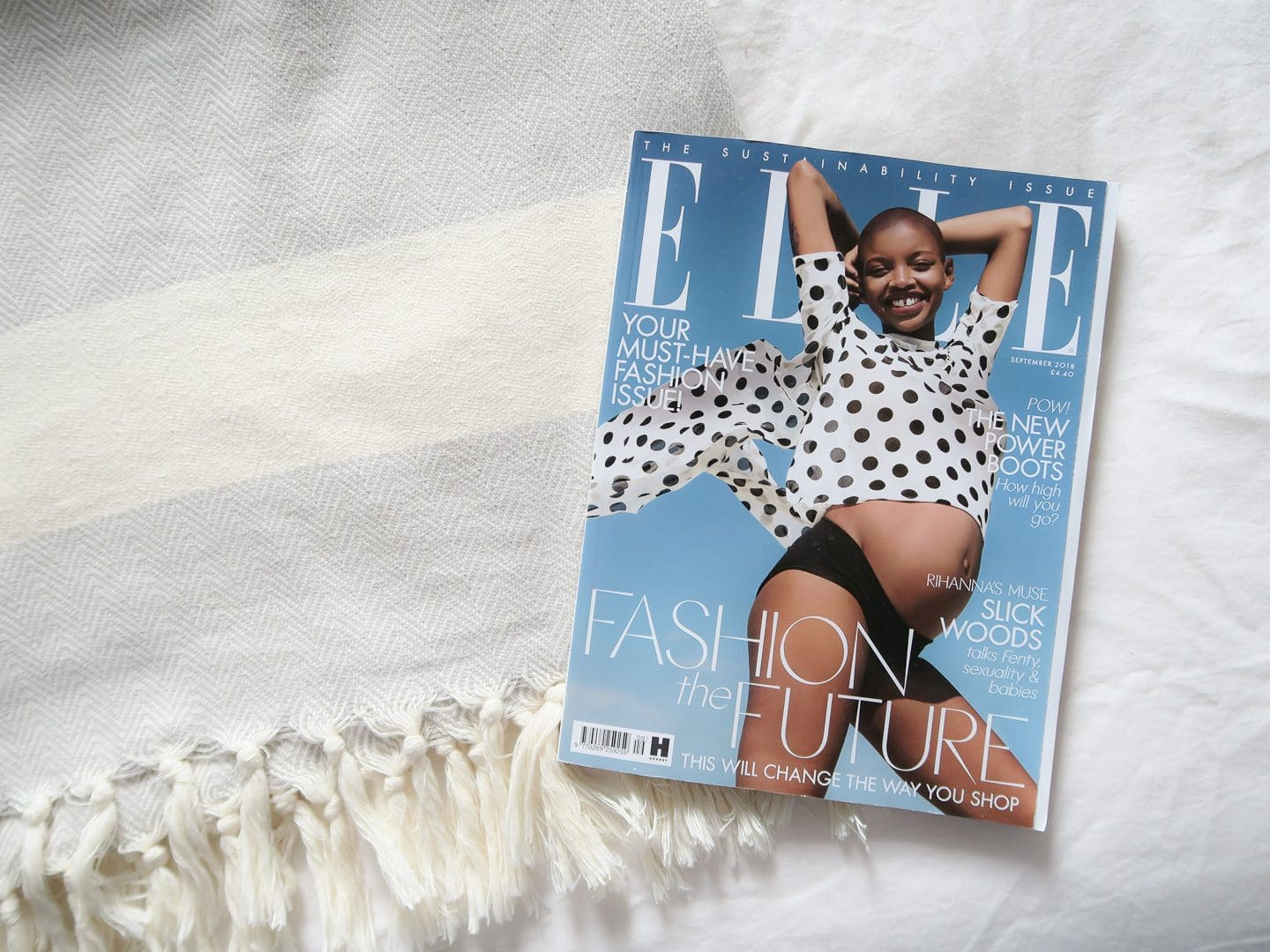The True Impact of ELLE's Sustainability Issue | Curiously Conscious
