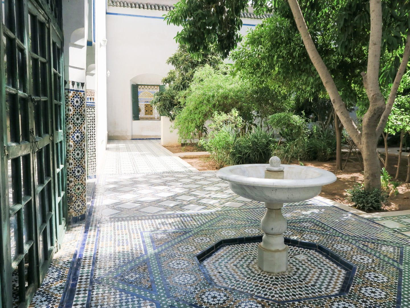 Bahia Palace in Marrakech, Morocco | Curiously Conscious