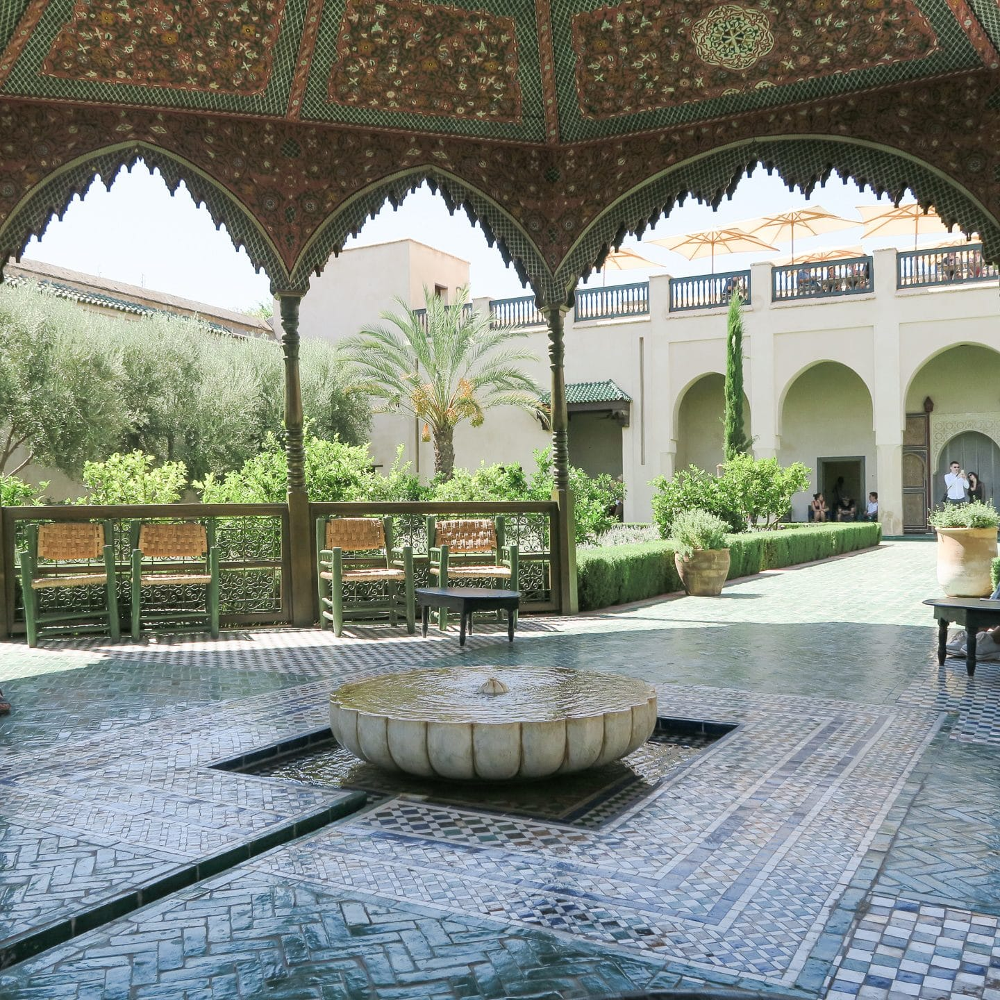 Finding the Jardin Secret in Marrakech | Curiously Conscious