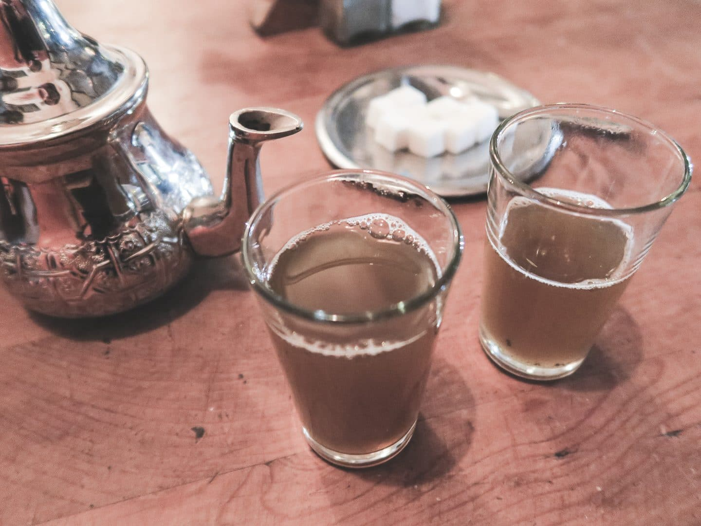 Mint Tea in Marrakech, Morocco | Curiously Conscious